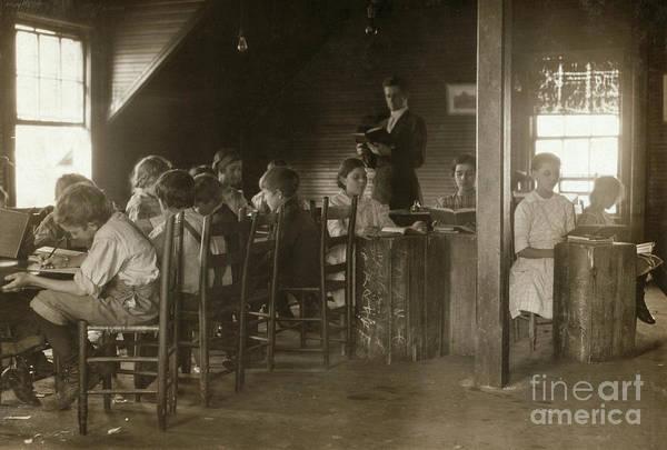 Photograph - Alabama: Classroom, 1913 by Granger