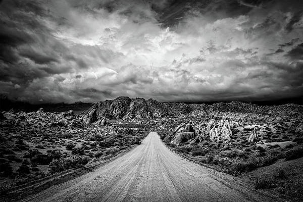 Photograph - Alabama Hills California by Peter Tellone