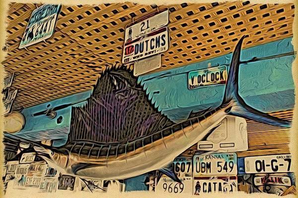 Photograph - Alabama Jacks Marlin by Alice Gipson