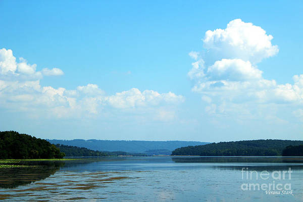 Wall Art - Photograph - Alabama Mountains And Water by Verana Stark