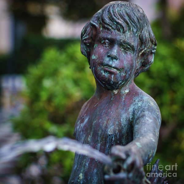 Photograph - Alameda Apodaca Fountain Cadiz Spain by Pablo Avanzini