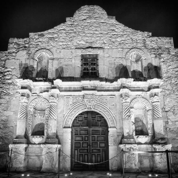 Wall Art - Photograph - Alamo Door by Stephen Stookey