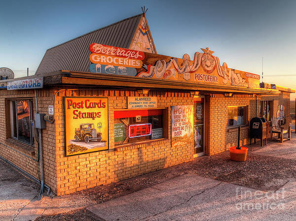 Wall Art - Photograph - Alanreed General Store by Twenty Two North Photography