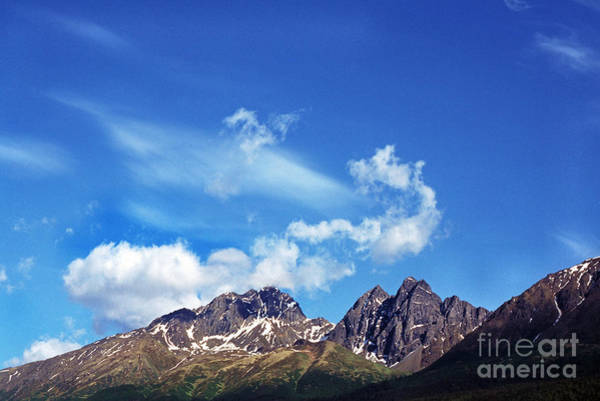 Photograph - Alaska By Rail by Thomas R Fletcher