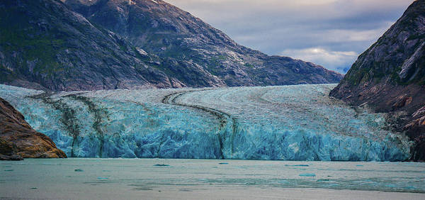 Alaska Glacier Art Print