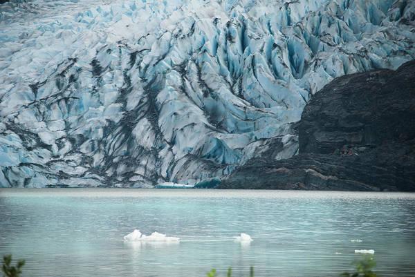 Photograph - Alaska Glacier by Yulia Kazansky