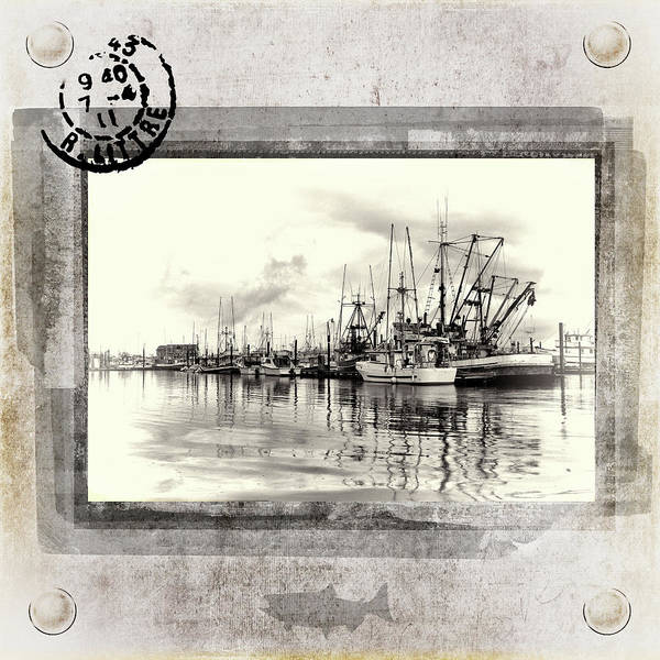 Photograph - Waiting At Harbor by Marilyn Wilson