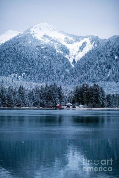 Ketchikan Photograph - Alaska Solitude by Mike Reid