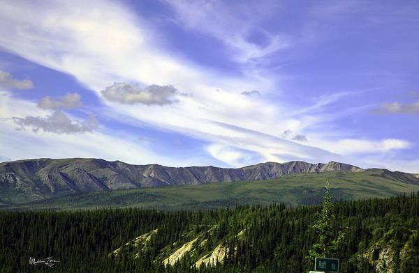 Wall Art - Photograph - Alaska The Beautiful by Madeline Ellis