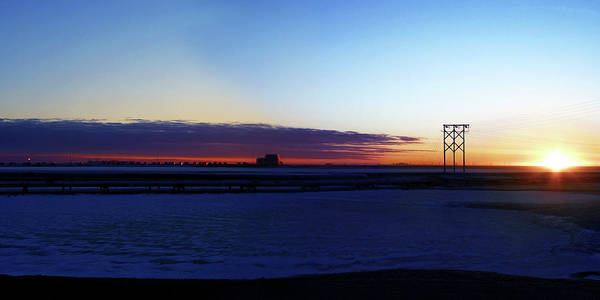 Photograph - Alaskan Sunrise by Anthony Jones
