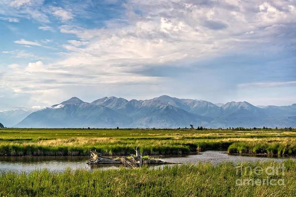 Photograph - Alaskan Valley by Paul Quinn