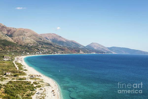 Photograph - Albania Adriatic Coast by Didier Marti