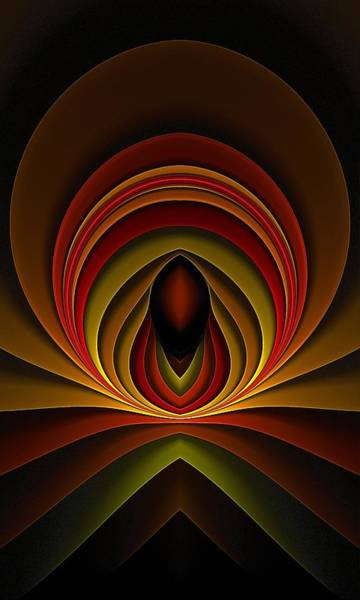 Serenity Prayer Digital Art - Alberich-3 by Doug Morgan
