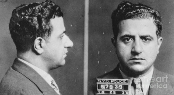 Photograph - Albert Anastasia (1902-1957) by Granger