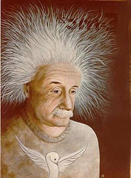 Painting - Albert E. by Virginia Bond