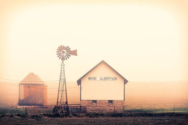 Photograph - Albertson Farm by Todd Klassy