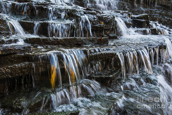 Photograph - Albion Falls by Steve Somerville