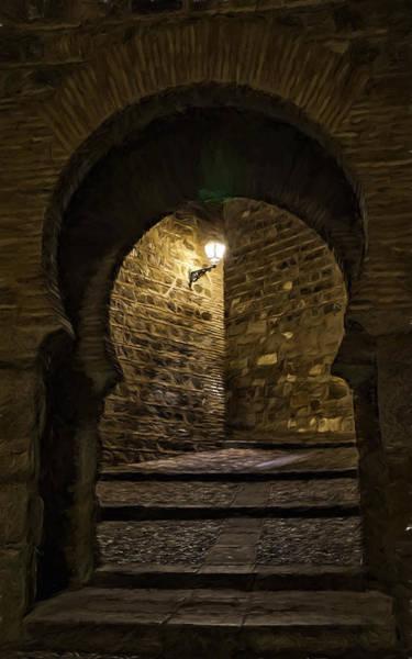 Photograph - Alcantara Gate by Joan Carroll