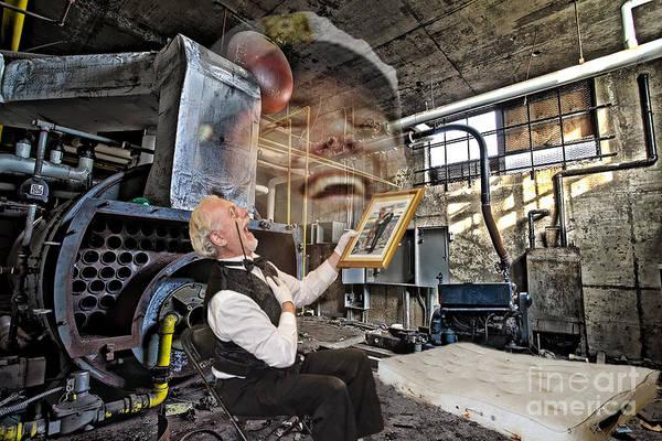 Heartbroken Digital Art - Alexander G. Bernard Destroyed Poor Mr. Goldsworth's Wedding To Snookums  by Jim Fitzpatrick