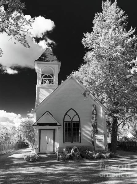 Photograph - Alexander Valley Church by Blake Webster