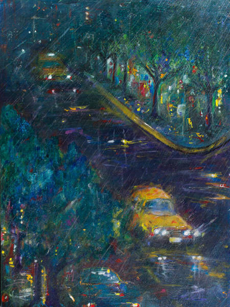 3e9751ec7 Painting - Alexandria by Leela Payne