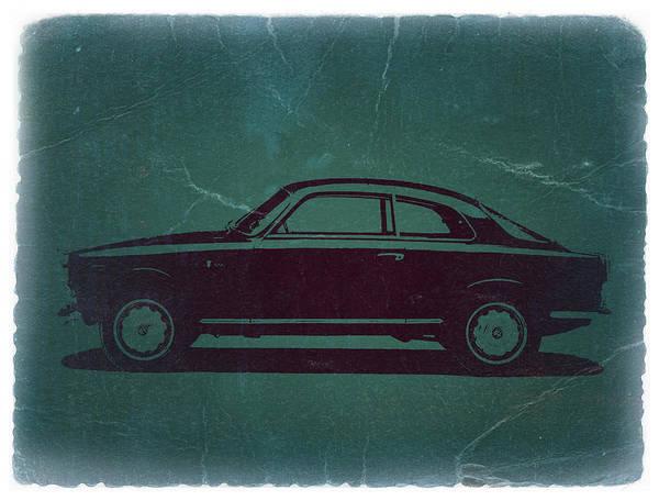 Concept Cars Photograph - Alfa Romeo Gtv by Naxart Studio