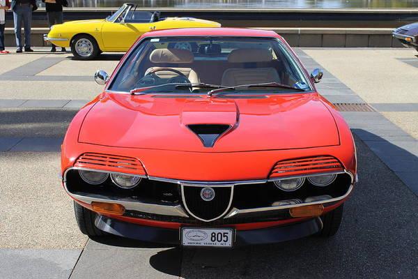 Alfa Romeo Photograph - Alfa Romeo Montreal by Anthony Croke