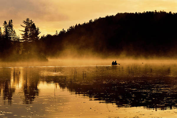 Photograph - Algonquin Sunrise  by Tony Beck