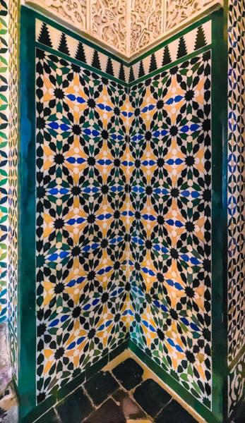 Photograph - Alhambra Corner Art by Adam Rainoff