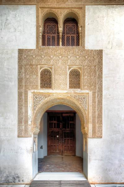 Photograph - Alhambra Foyer by Adam Rainoff