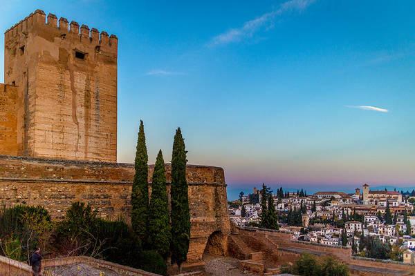Photograph - Alhambra Morning by Adam Rainoff