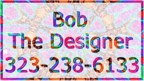 Robbie Digital Art - Alhambra Web And Graphic Design 323-238-6133 by Robbie Commerce