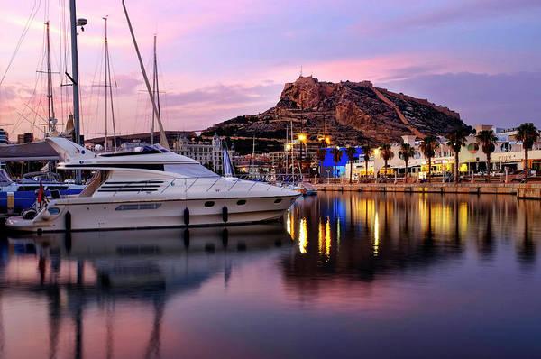 Photograph - Alicante by Fabrizio Troiani