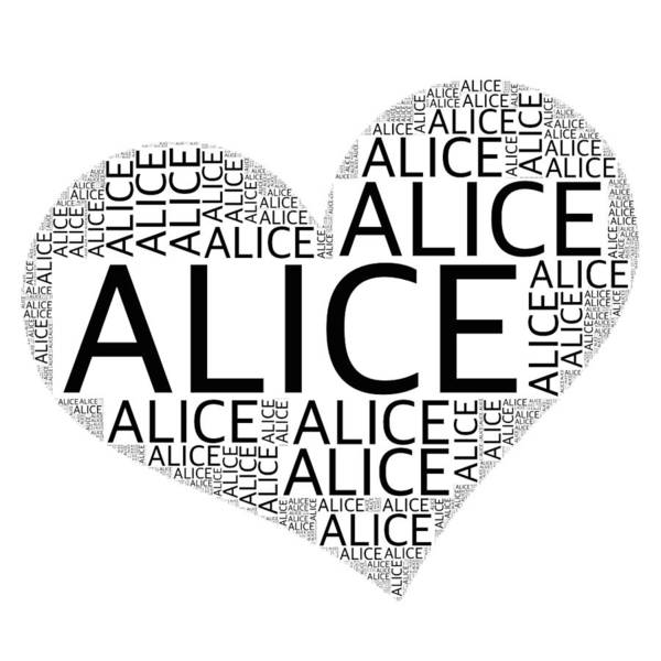 Digital Art - Alice by Alice Gipson