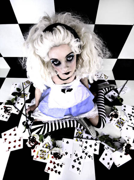 Alice In Wonderland Photograph - Alice1 by Kelly Jade King