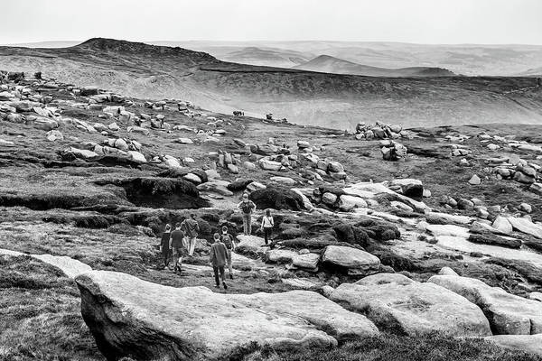 Photograph - Alien Landscape by Nick Bywater