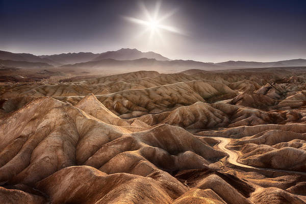 Wall Art - Photograph - Alien Landscape by Thorsten Scheuermann