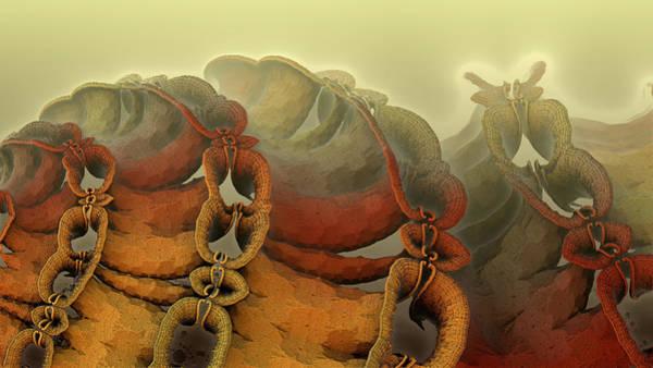 Alien Villus Art Print