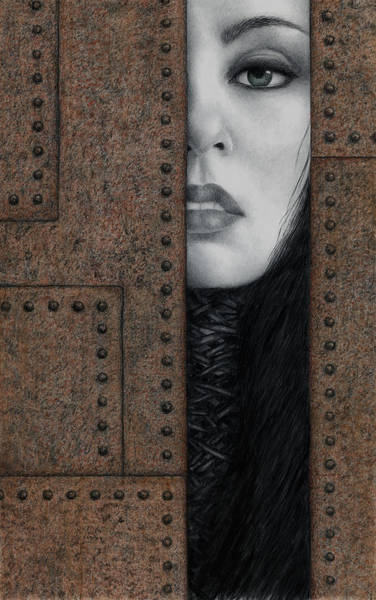 Wall Art - Painting - Alienation by Pat Erickson