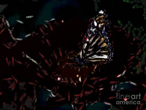 Painting - All About The Butterfly  by Catherine Lott