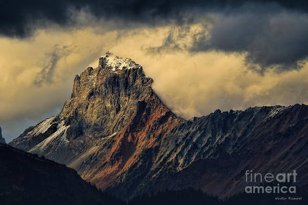 Wall Art - Photograph - Storm Light II by Winston Rockwell