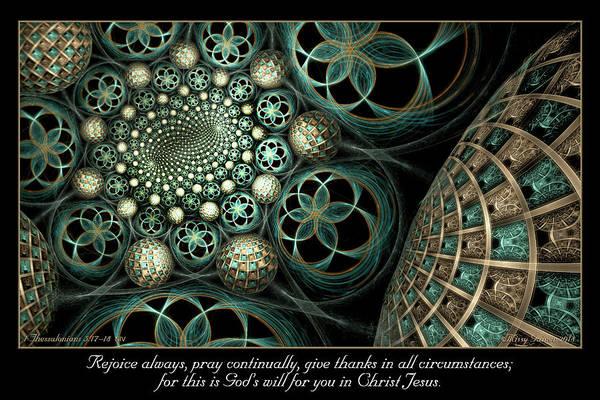 Digital Art - All Circumstances by Missy Gainer
