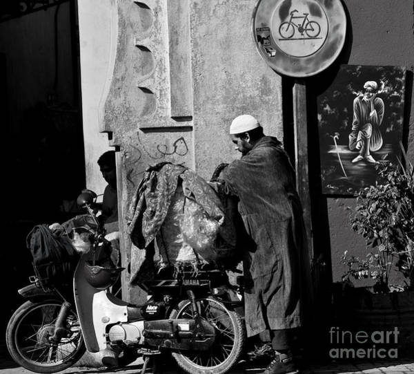 Morocco Wall Art - Photograph - All Packed by Marion Galt
