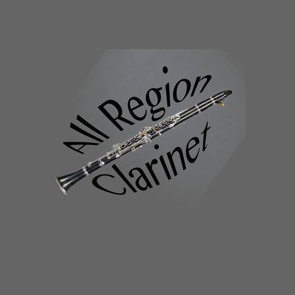 Photograph - All Region Clarinet by M K Miller