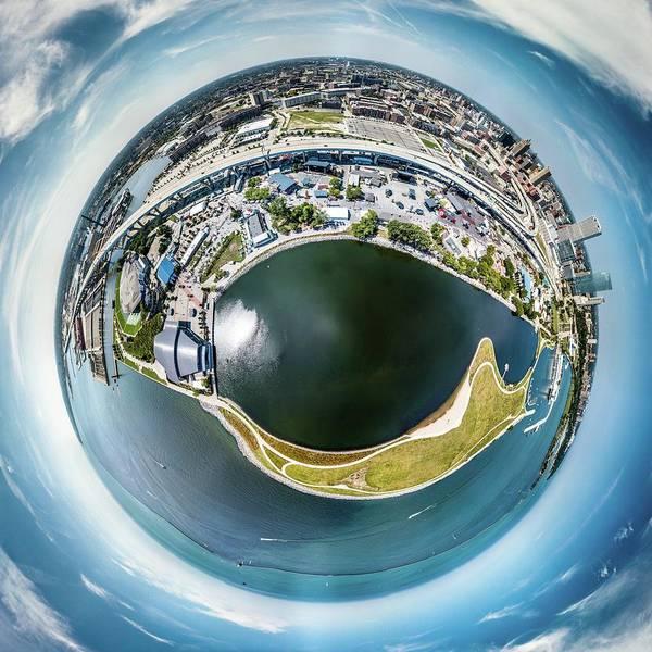 Photograph - All Seeing Eye by Randy Scherkenbach