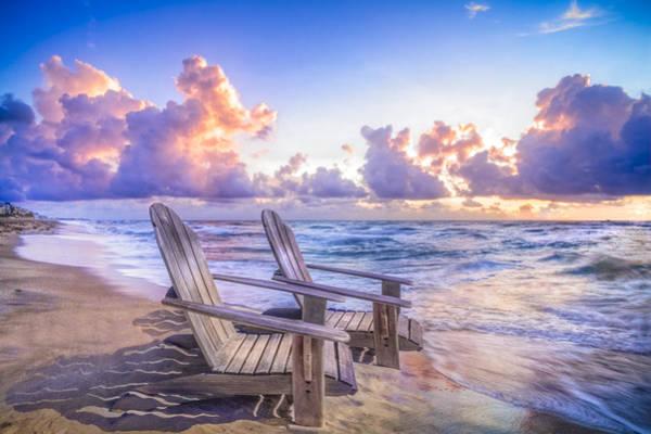 Boynton Photograph - All Summer Long by Debra and Dave Vanderlaan