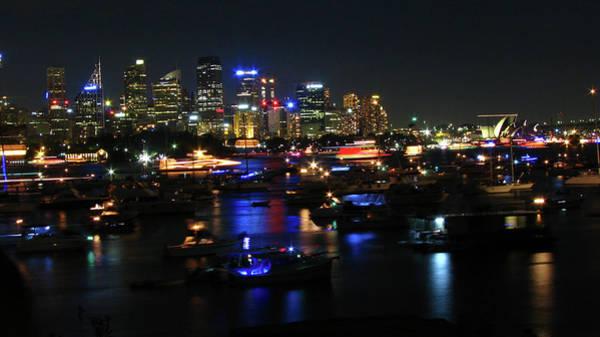 Wall Art - Photograph - All That Glitters In Sydney by Nancy Morrison