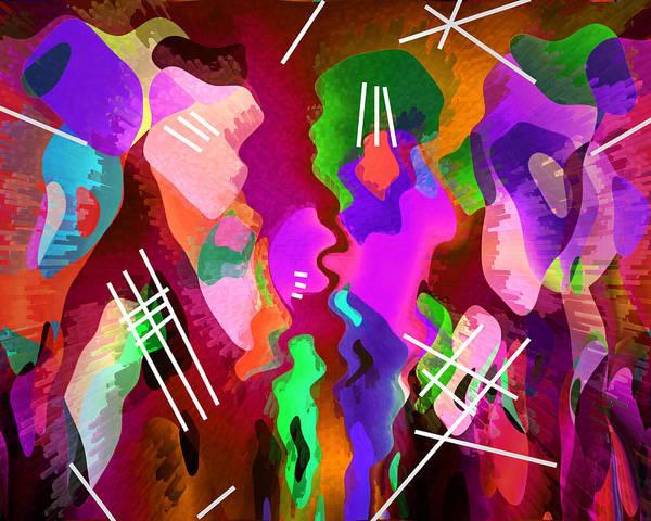 Digital Art - All That Jazz by Lynda Lehmann