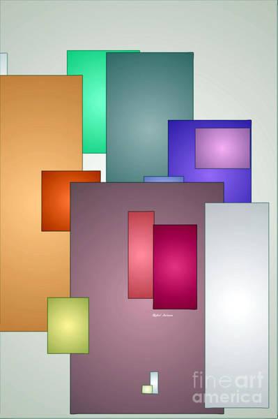 Digital Art - All That Jazz by Rafael Salazar