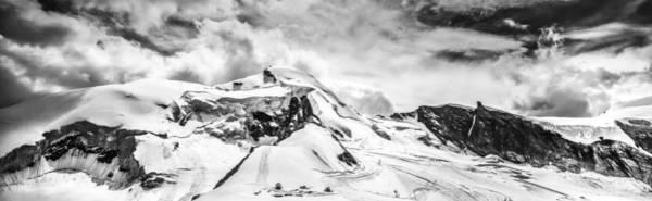 Photograph - Allalin Panorama by James Billings